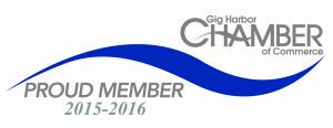 Gig Harbor Chamber CLING